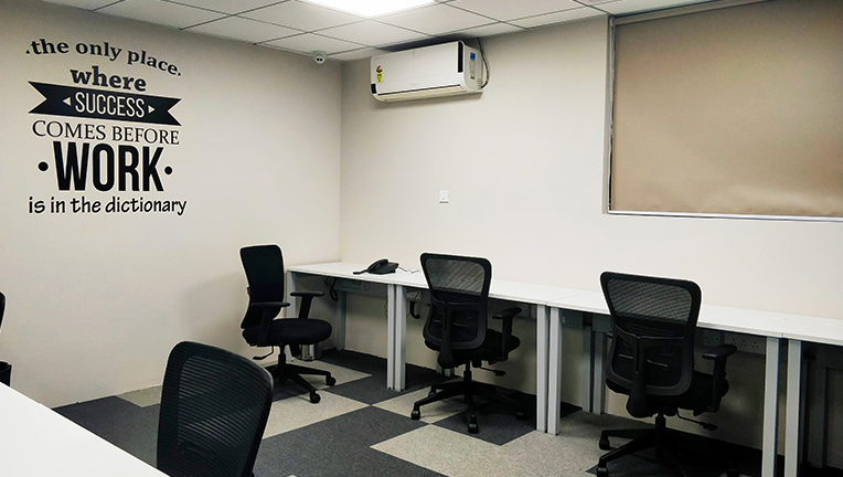 Unfurnished Office Space for Rent in Kochi